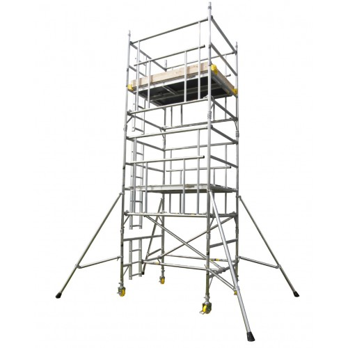 Picture of a Mobile Access Tower